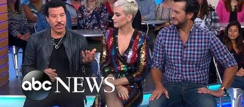 """American Idol"" new judges on ""GMA"" [Image Credit: Good Morning America/YouTube screenshot]"