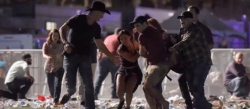 At least 58 victims were killed and over 500 were injured during the mass shooting incident in Las Vegas. (Image Credit: ABC News/YouTube)
