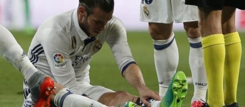 Bale se perderá, al menos, los próximos 6 partidos con el Madrid