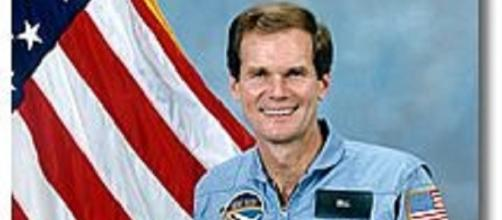 Bill Nelson as an astronaut in the mid-80s. (Image Credit: NASA/Wikimedia Commons)