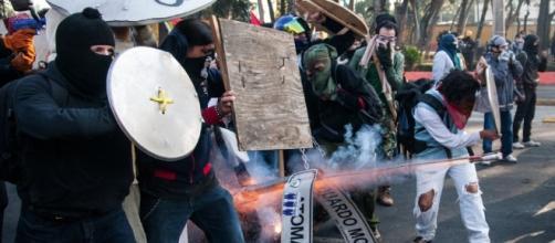 De Cataluña a Las Vegas, se utiliza la violencia como arma de represión