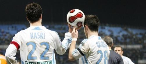 En 2006, Nasri et Valbuena portaient le maillot de l'OM... Mais pas Rami ! - melty.fr