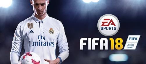 Fifa 18: Copertina della Ronaldo Edition