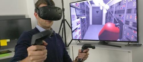 VR portfolio: Image Credit: European Space Agency/Wikimedia Commons)
