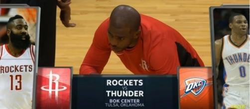 NBA Conference OklahomaCityThunder : (Image Credit: NBA/ Youtube channel)