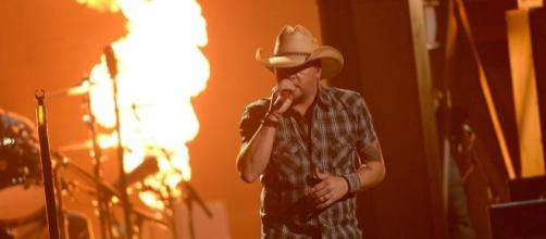Jason Aldean cancels shows after Las Vegas shooting. (Flickr/Disney | ABC Television Group)