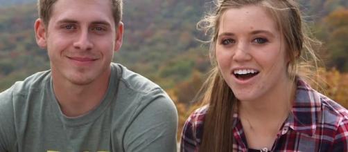"Joy-Anna Duggar, Austin Forsyth unwed pregnancy scandal gets worse. Source Youtube TLC ""Counting On"""