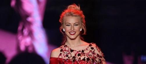 "Julianne Hough breaks silence on ""Dancing with the Stars"" departure. (Image Credit: The Heart Truth/Wikimedia)"