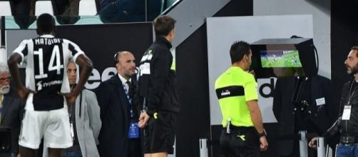 Juventus Allegri Var - repubblica.it