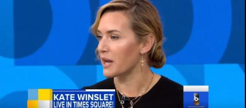 """Kate Winslet joins James Cameron in the next """"Avatar"""" sequels. (Image Credit: YouTube/GoodMorningAmerica)"""