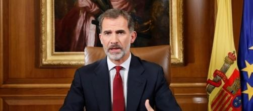 Le Roi d'Espagne accuse les dirigeants catalans