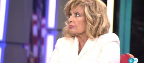 María Teresa Campos en Gran Hermano.