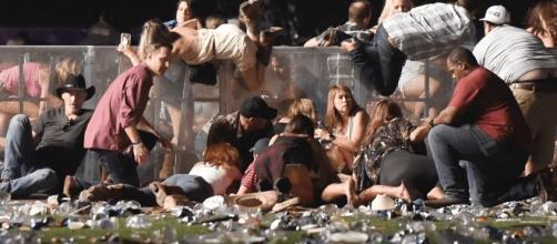 Masacre de Las Vegas, una de las más grandes matanzas en Estados Unidos.