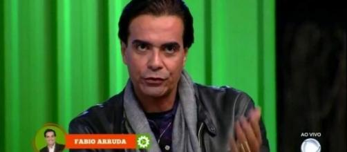 Nahin contou que Fábio Arruda armou sua ida para a Roça (Foto: Reprodução/Record TV)
