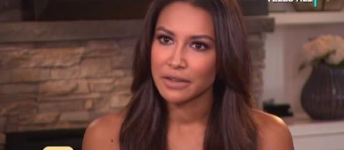 Naya Rivera calls off divorce from husband Ryan Dorsey. YouTube/ET