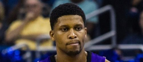 Rudy Gay signed a two-year, $17 million deal with the Spurs in the offseason. (Image Credit: Mike/Wiki Commons)