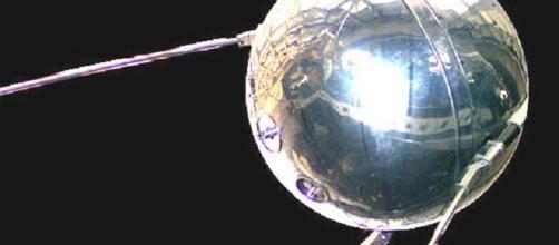 Sputnik (Image Credit: NASA/ Wikimedia Commons)