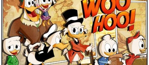 Storie di paperi – Il ritorno delle avventure dei Duck Tales ... - idealmentre.it