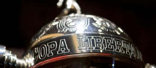 Taça da Copa Libertadores (Foto: ESPN)