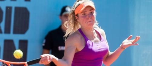 Tennis - WTA - Rome : Elina Svitolina gagne sur abandon de Garbine ... - sport365.fr