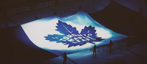 Toronto Maple Leafs. Taken on Oct 4th, 2017. Image Credit- Simba Mai: Flickr.
