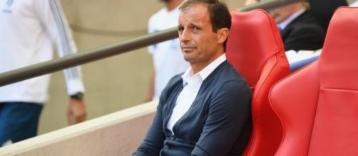 Massimiliano Allegri, tecnico della Juventus - tuttojuve.net