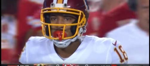 Washington Redskins vs Kansas City Chiefs. [Image Credit: NFL/YouTube]