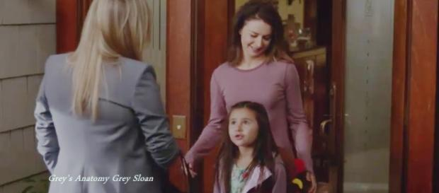 "Arizona Robbins' parenting to be featured in the all-new ""Grey's Anatomy"" season. (Image Credit: Grey's Anatomy Grey Sloan/YouTube screenshot)"