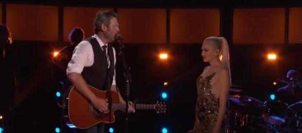 "Blake Shelton & Gwen Stefani: ""Go Ahead and Break My Heart"" - The Voice 2016 