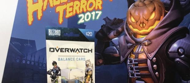 Blizzard has announced the 'Overwatch' Halloween Terror 2017 event. (Image Credit: Imgur/Reddit)