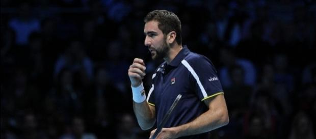 Croatian tennis player Marin Cilic. Image Credit: Marianne Bevis, Flickr -- CC BY-ND 2.0