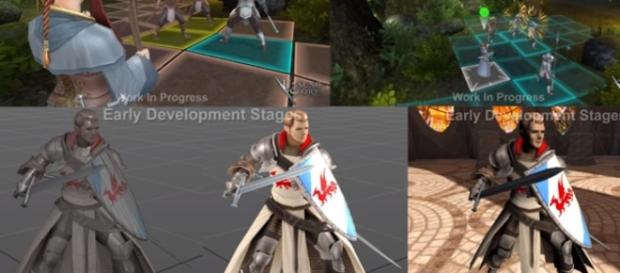 Early development pictures. Credits to: Youtube/Yongyea