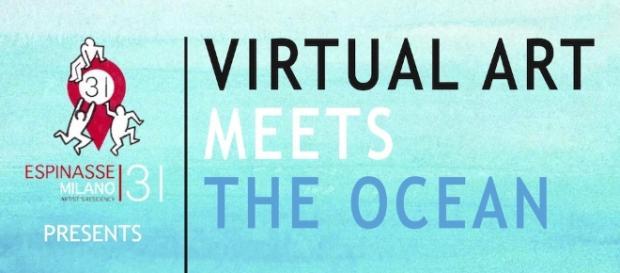 Espinasse31 presenta Virtual Art Meets The Ocean.