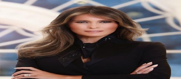 First Lady Melania Trump. (Image Credit: Google Advanced Images