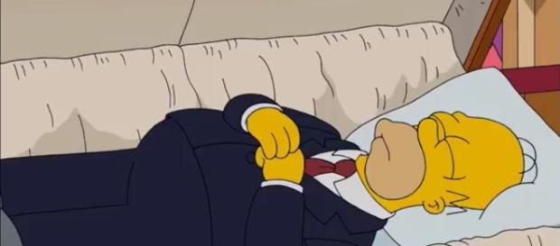 The Simpsons' season 29 premiere was a 'Game of Thrones' spoof - [Image by Donut Fan/YouTube]