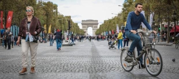 Journée sans voiture : tout Paris concerné le 1er octobre - Le ... - leparisien.fr