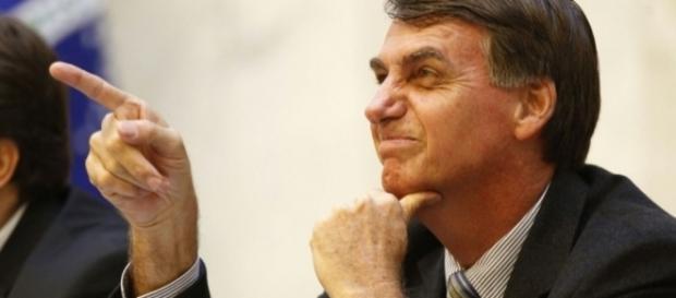 Justiça condenou o deputado Jair Bolsonaro