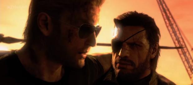 """Metal Gear Solid V: The Phantom Pain"" E3 2013 RED BAND Trailer(via YouTube - KONAMI公式)"