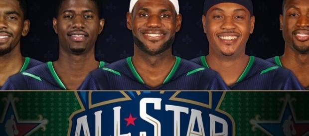 NBA All-Star top vote-getters will be tasked to select their teams starting this season. (Image Credit: Michael Tipton/ Flickr)
