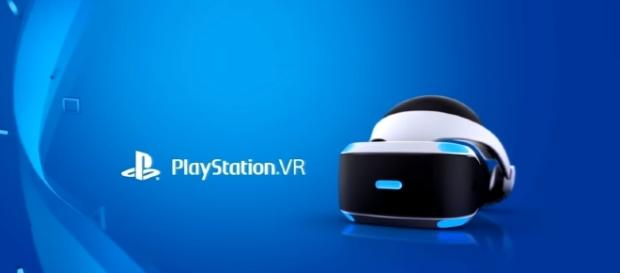 New PS VR Unit - YouTube/Foxy Games UK Channel