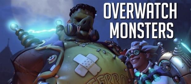 'Overwatch' Halloween Terror. (image source: Muselk/YouTube)