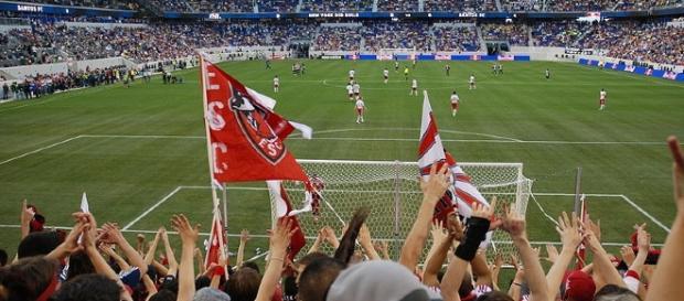 Red Bulls Arena. ( Image Credit: MLS/Wikimedia Commons)