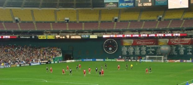 RFK Stadium (Photo Image: MLS/Wikimedia Commons)
