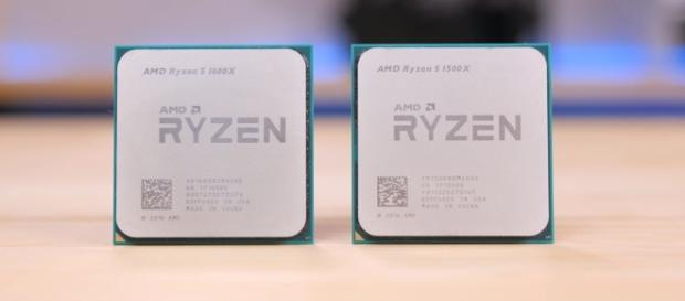 RYZEN 5 1600x/ Paul's Hardware/ YouTube Screenshot
