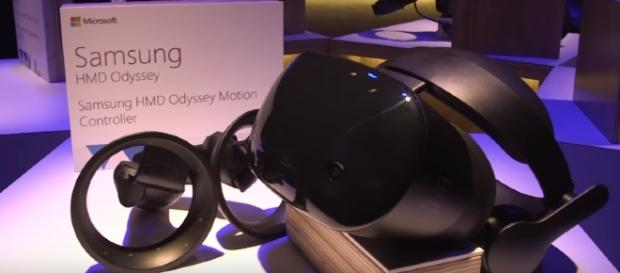 Samsung's New Mixed Reality Headset - YouTube/Tom's Guide Channel