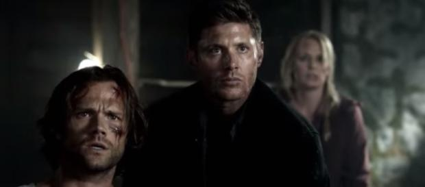 Supernatural | Risky Business Trailer | The CW | The CW Television Network/YouTube Screenshot