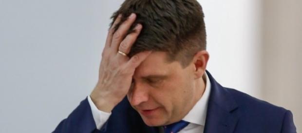 Szef .N Ryszard Petru się doigrał (fot. se.pl)