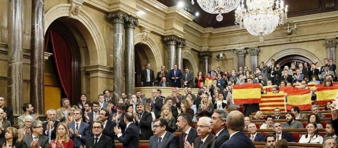 Catalogne : La séance du parlement catalan suspendue par la justice espagnole