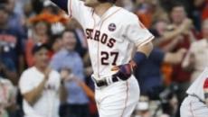 Los Astros rasgan a los Boston Red Sox con 3 HR de Altuve en Juego 1 de la ALDS