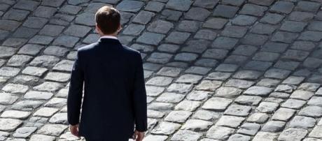 Budget 2018 : la volte-face idéologique de Macron - lesechos.fr